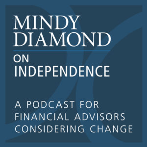 Mindy Diamond Podcast On Independence