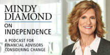 Mindy Diamond on Independence Podcast