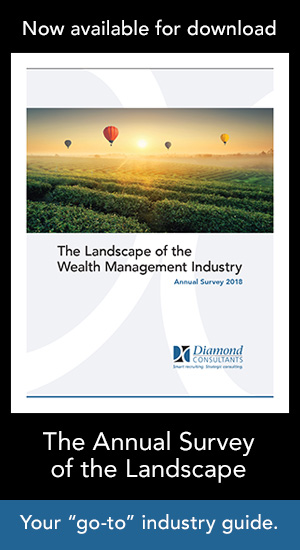Diamond Consultants Landscape of the Wealth Management Industry