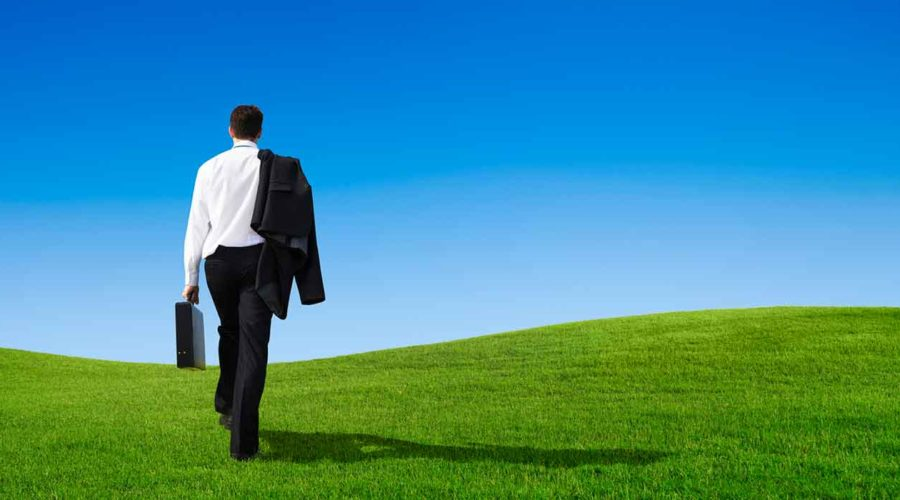 """Considering a move? Make sure the grass is """"greener enough"""""""