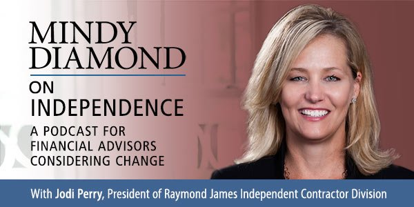 Jodi Perry Raymond James Independent Contractor Division