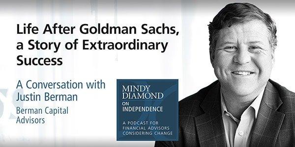 Justin Berman Life After Goldman Sachs