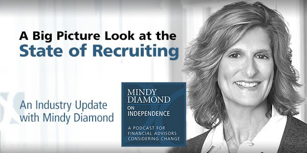 Mindy Diamond on the State of Recruiting