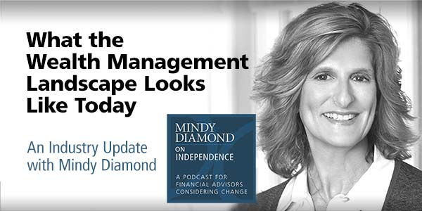 Mindy Diamond Landscape of the Wealth Management Industry