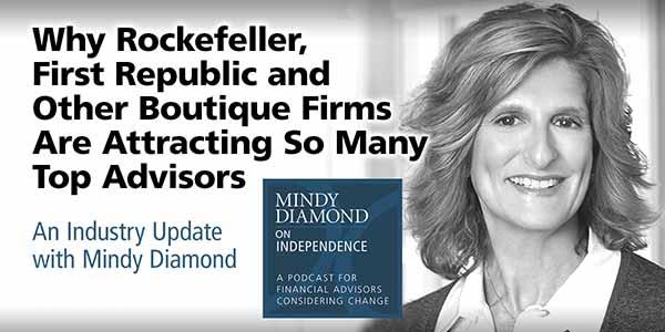 Mindy Diamond Podcast Rockefeller First Republic