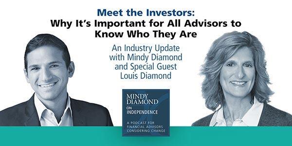 Louis Diamond on M&A Investors