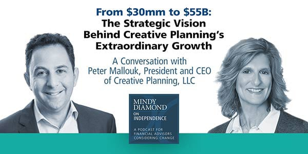 Peter Mallouk Mindy Diamond Podcast