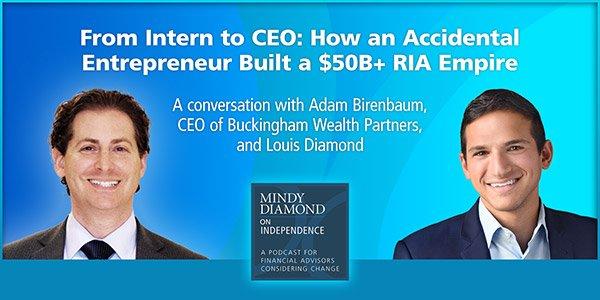 Adam Birenbaum Buckingham Wealth Partners