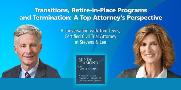 Tom Lewis Attorney for Financial Advisors