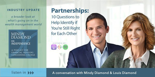 Industry Update on Partnerships: 10 Questions to Help Identify if You're Still Right for Each Other